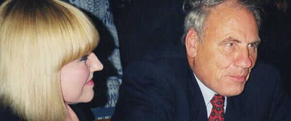 Dr. Hamer and Ilsedora Laker